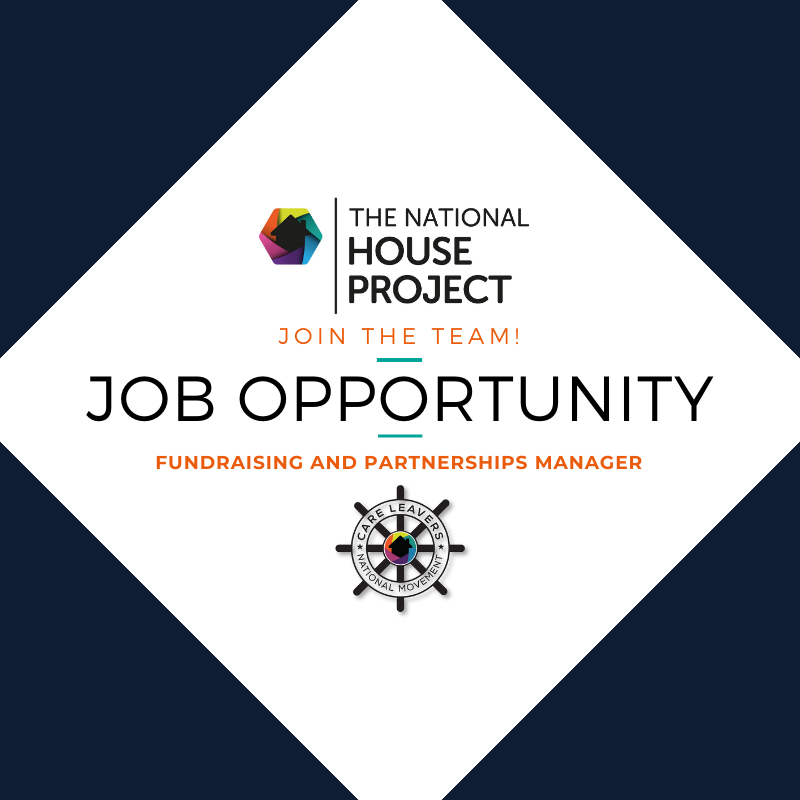 Exciting Job Opportunity - Fundraising and Partnerships Manager